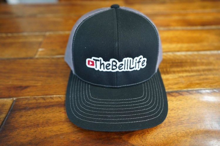 Steel and Black Trucker Hat